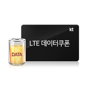 LTE 데이터쿠폰